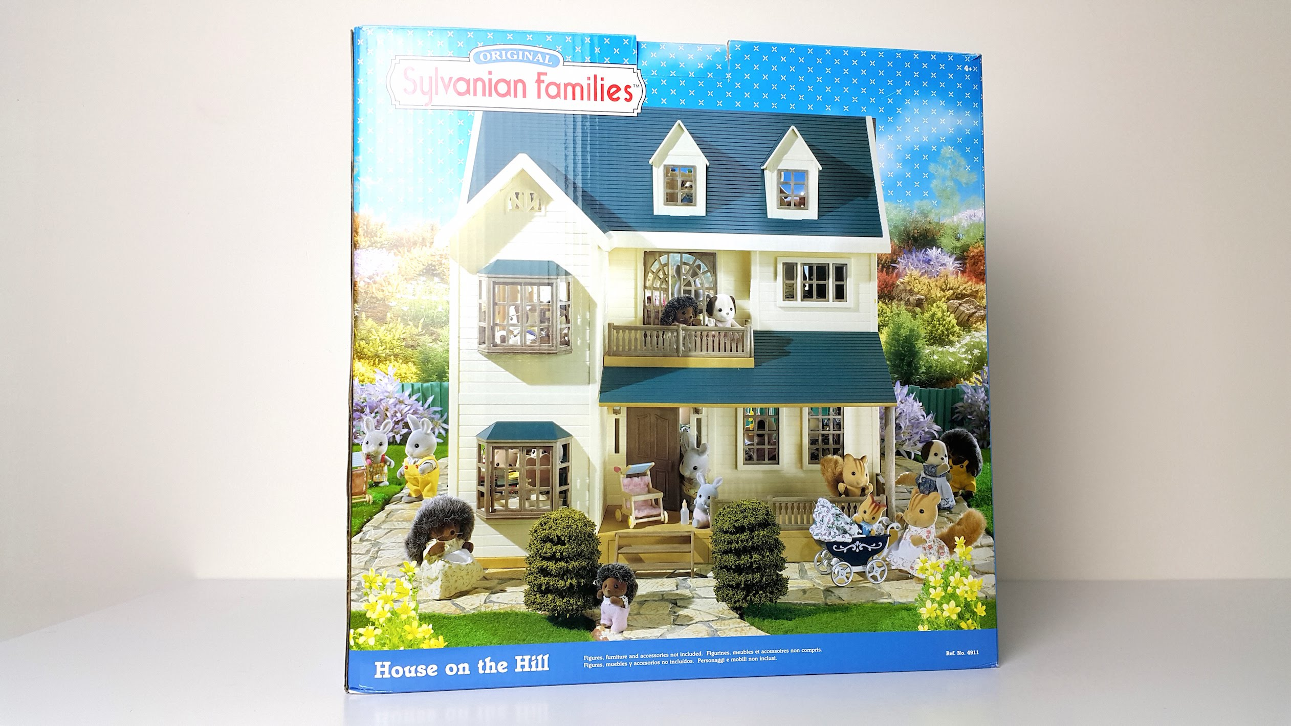 4 19 The Most Valuable 'Sylvanian Families' Toys