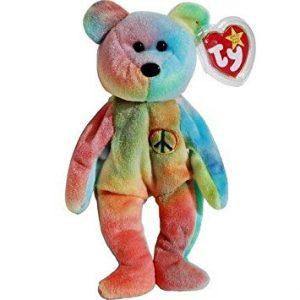 Peace the bear