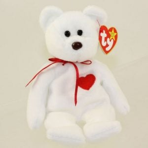 Valentino beanie bear
