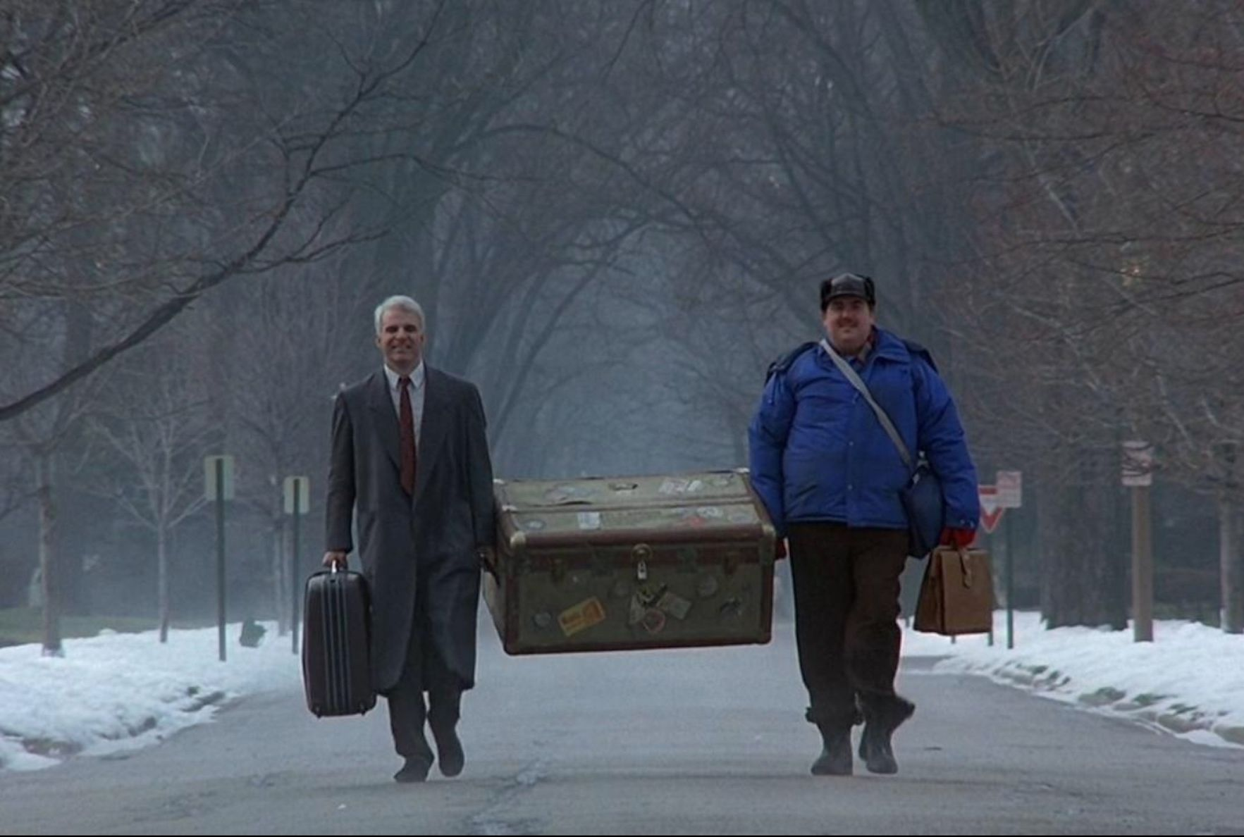 71594 paramount pictures 10 Things You Probably Never Knew About Planes, Trains And Automobiles