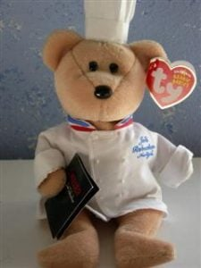 Chef Robuchon beanie