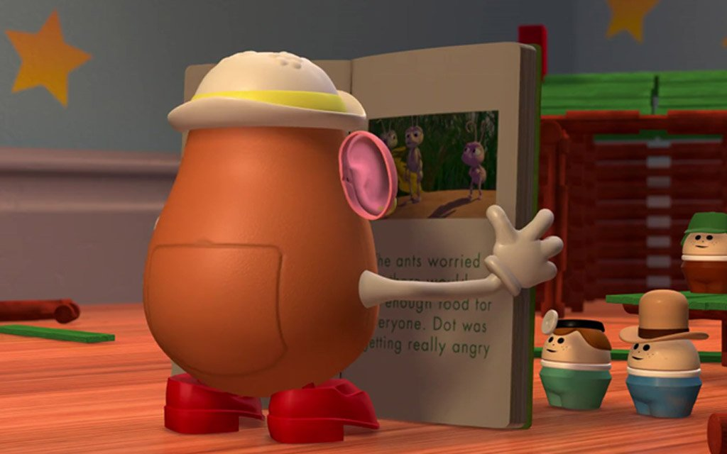 A Bugs Life Book Toy Story 2 Easter Eggs 21 Of The Cheekiest Easter Eggs You Missed In Pixar Movies