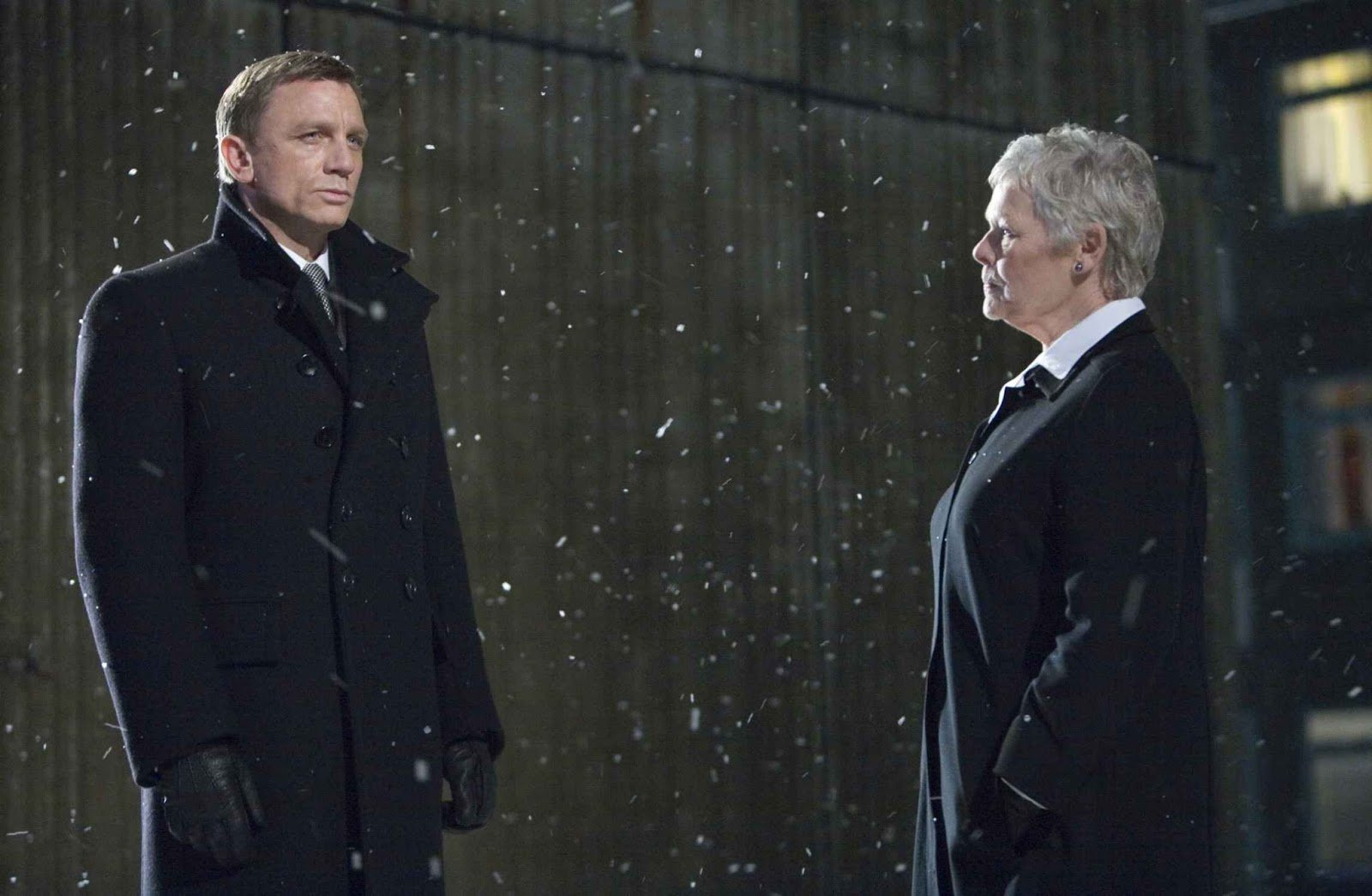 Bond Solace 20 Things You Didn't Know About Quantum Of Solace