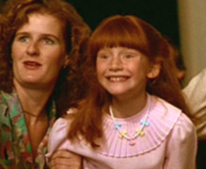 Bryce Dallas Howard in Parenthood movie 1989 8 Things You Probably Never Knew About 1989's Parenthood
