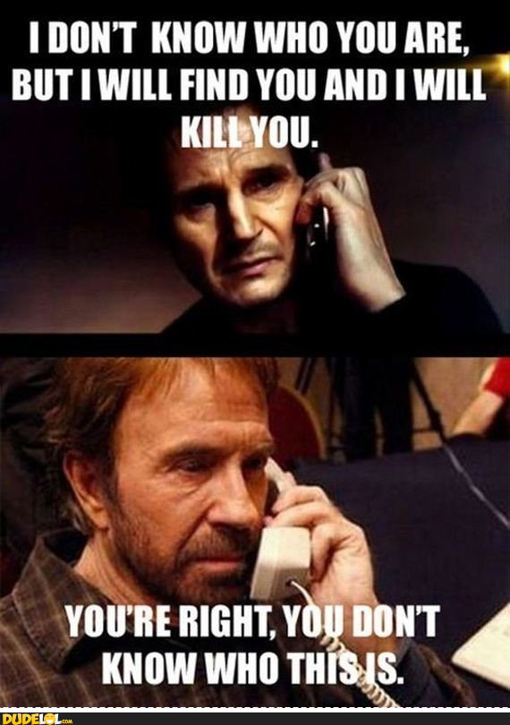 Chuck Liam 14 Of The Best Chuck Norris Memes To Make You Smile - Which Is Your Favourite?