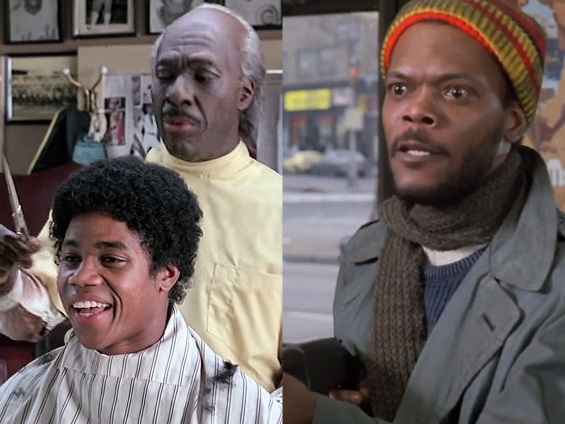 Coming to America Cuba Gooding Jr Samuel L Jackson Funny Facts You Probably Never Knew About Coming To America