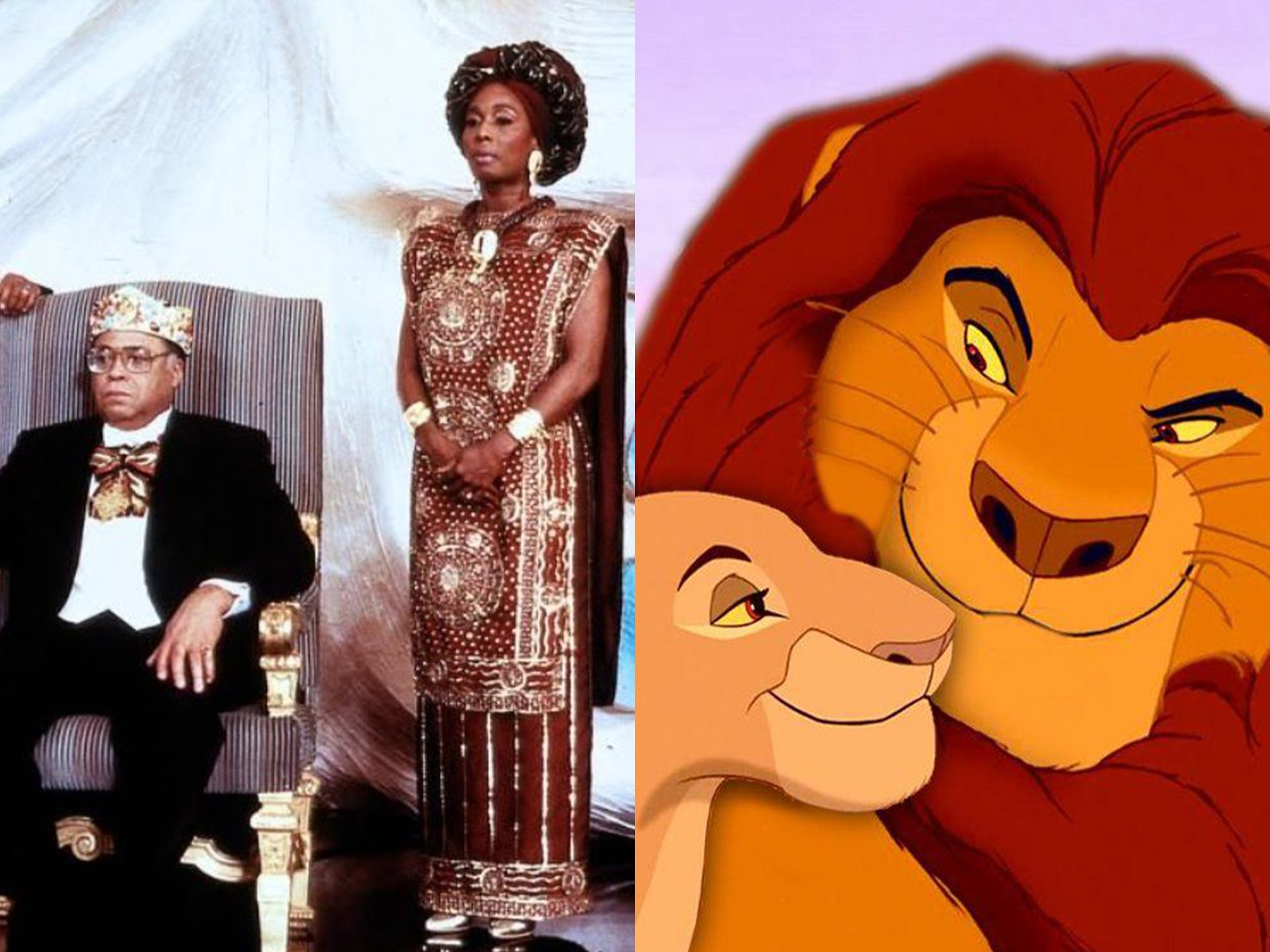 Coming to America Lion King Funny Facts You Probably Never Knew About Coming To America