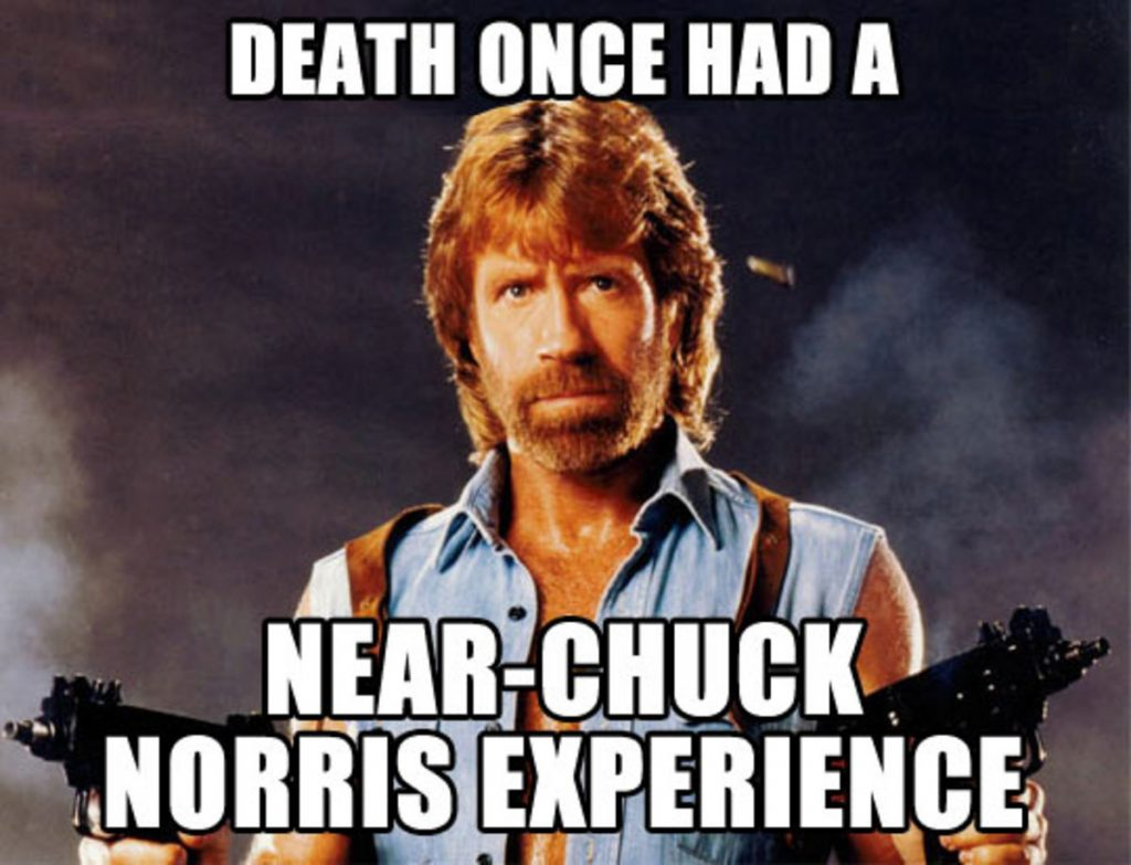 Death 14 Of The Best Chuck Norris Memes To Make You Smile - Which Is Your Favourite?