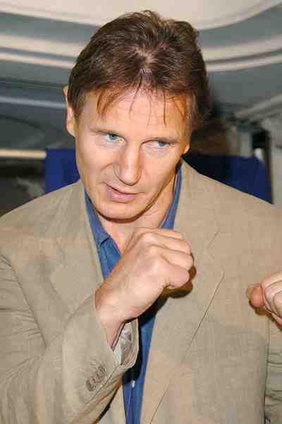 Liam Neeson pic Northern Irish Amateur Champion 25 Things You Never Knew About Liam Neeson