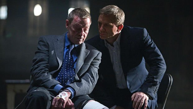 Mr White back in Spectre 20 Things You Didn't Know About Quantum Of Solace
