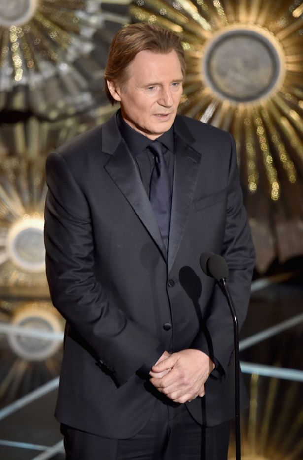 Oscars 25 Things You Never Knew About Liam Neeson