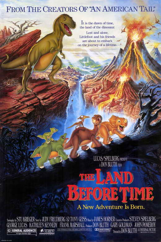 PIC 1 2 12 Amazing Facts You Probably Never Knew About The Land Before Time!