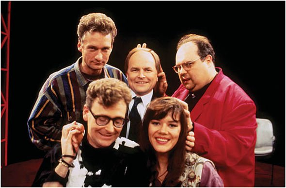 PIC 1 6 Here's What The Cast Of Whose Line Is It Anyway Looks Like Now - Who Was Your Favourite?