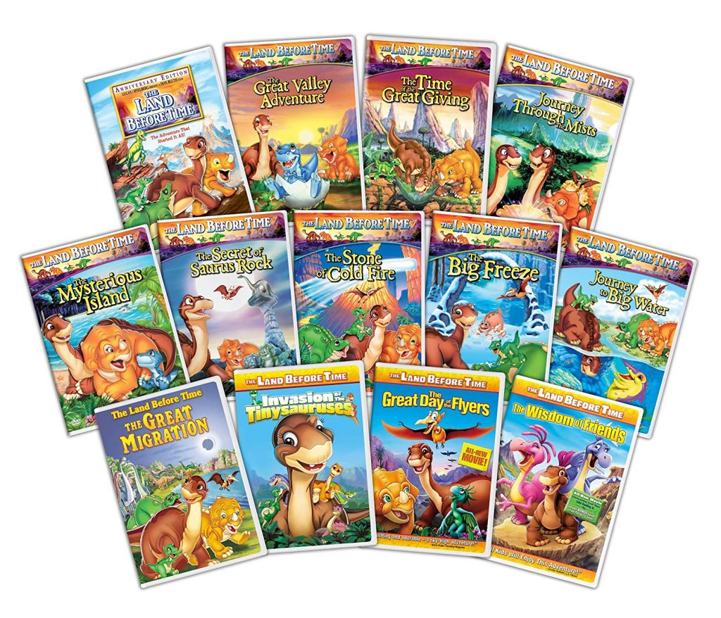PIC 11 2 12 Amazing Facts You Probably Never Knew About The Land Before Time!
