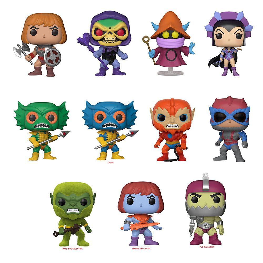 PIC 15 2 12 Of The Best Series Of Funkos Pop Vinyls That 80s Fans Should Be Collecting!