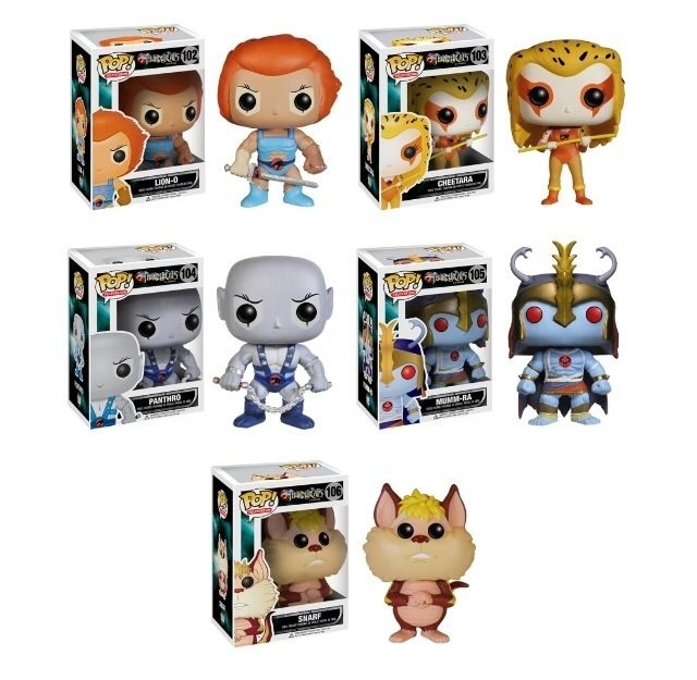 PIC 17 1 12 Of The Best Series Of Funkos Pop Vinyls That 80s Fans Should Be Collecting!