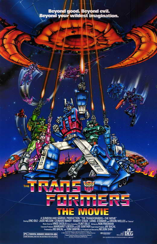 Pic 1 1 12 Amazing Facts You Never Knew About Transformers: The Movie!