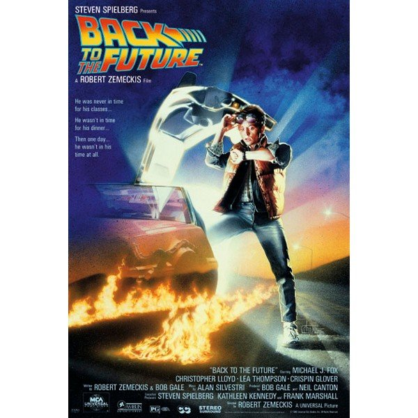 bttf Which Of The 10 Highest Grossing Films Of The 80s Is Your Favourite?