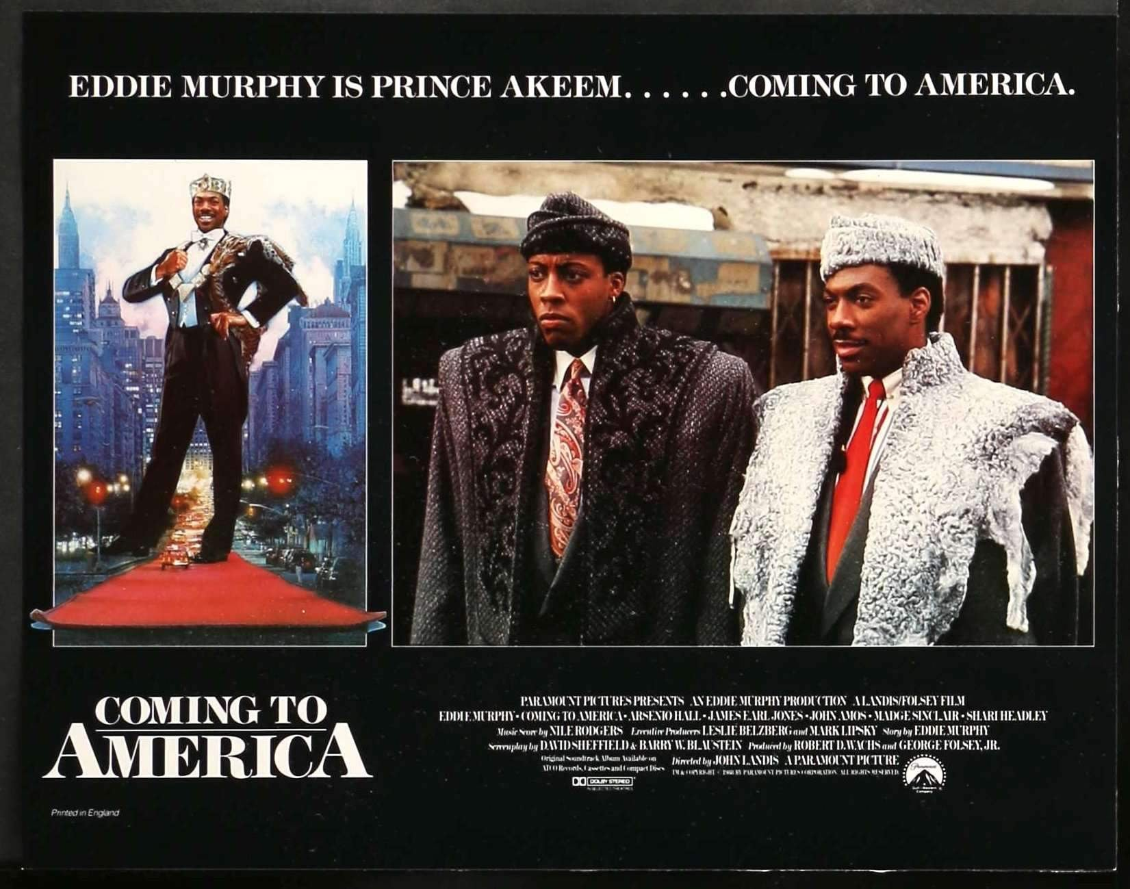 Funny Facts You Probably Never Knew About Coming To America