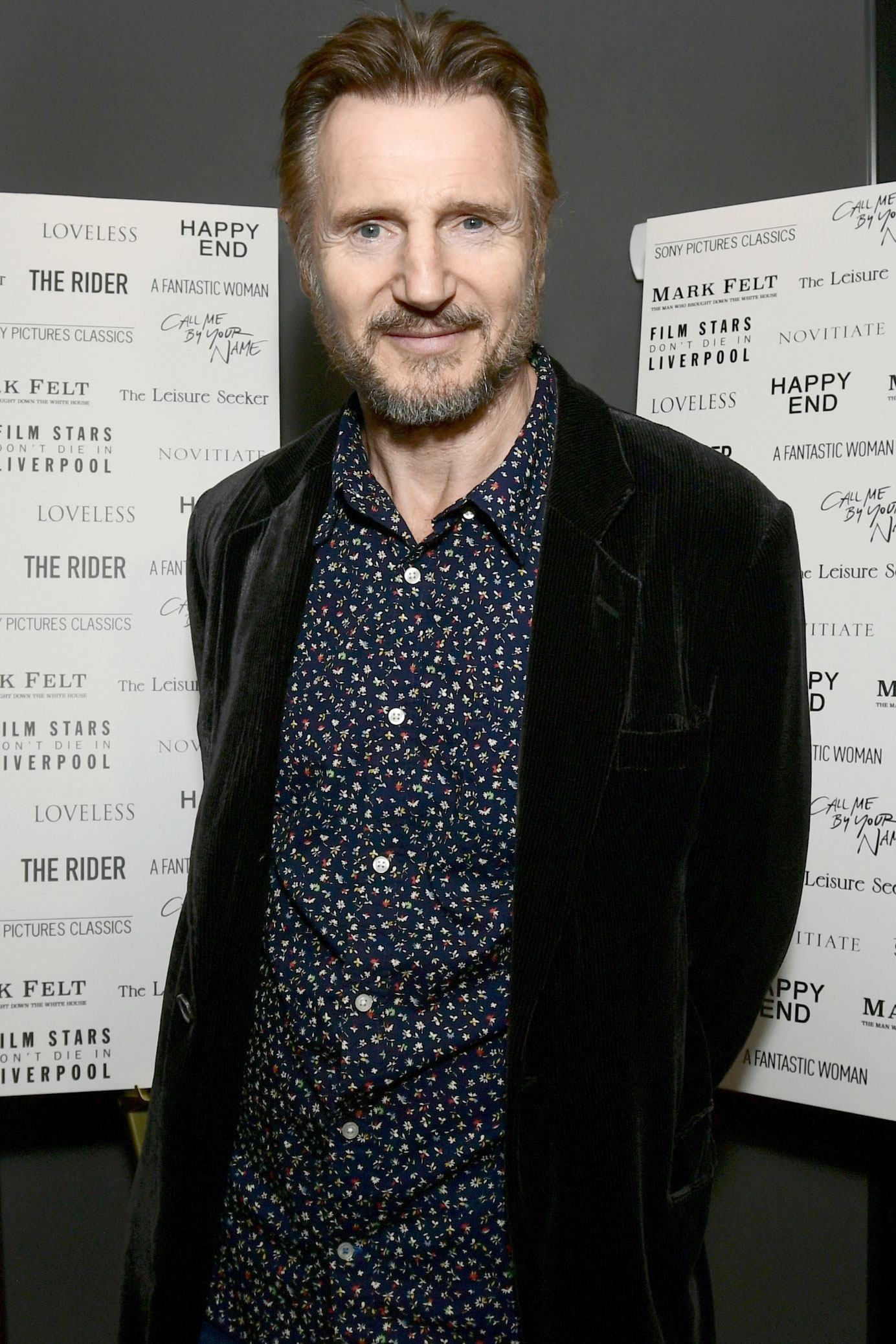 liam neeson 1 25 Things You Never Knew About Liam Neeson