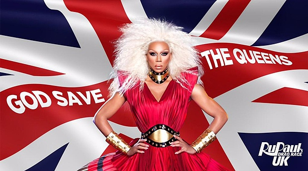 rupaul uk 3322139b 25 Things You Didn't Know About RuPaul's Drag Race!