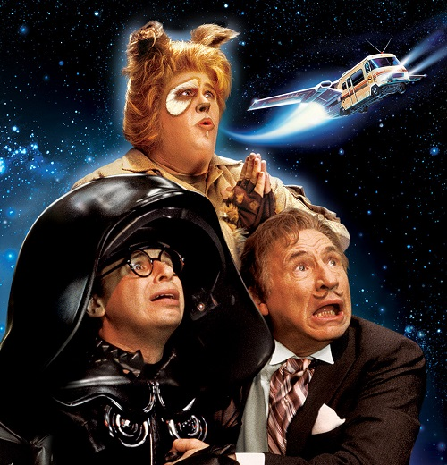 spaceballs 20 Fun Facts About Honey, I Shrunk The Kids