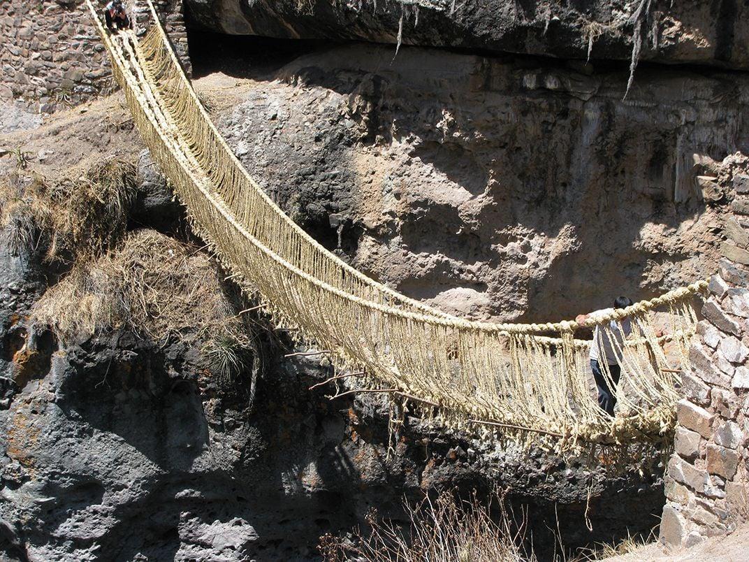suspensionbridge1web 10 Of The World's Most Dangerous Bridges