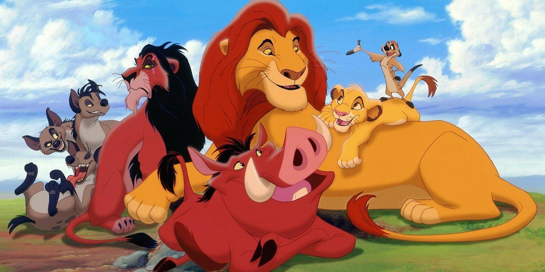 the lion king image 50 Disney Scenes Containing Hidden Characters From Other Disney Movies