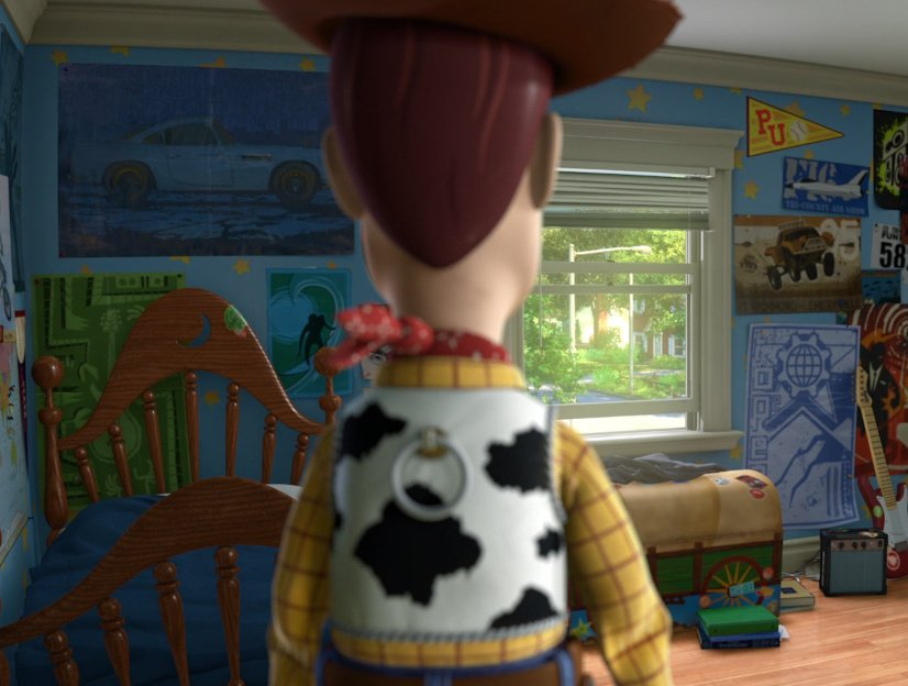 toy story 3 snot rod cars 21 Of The Cheekiest Easter Eggs You Missed In Pixar Movies