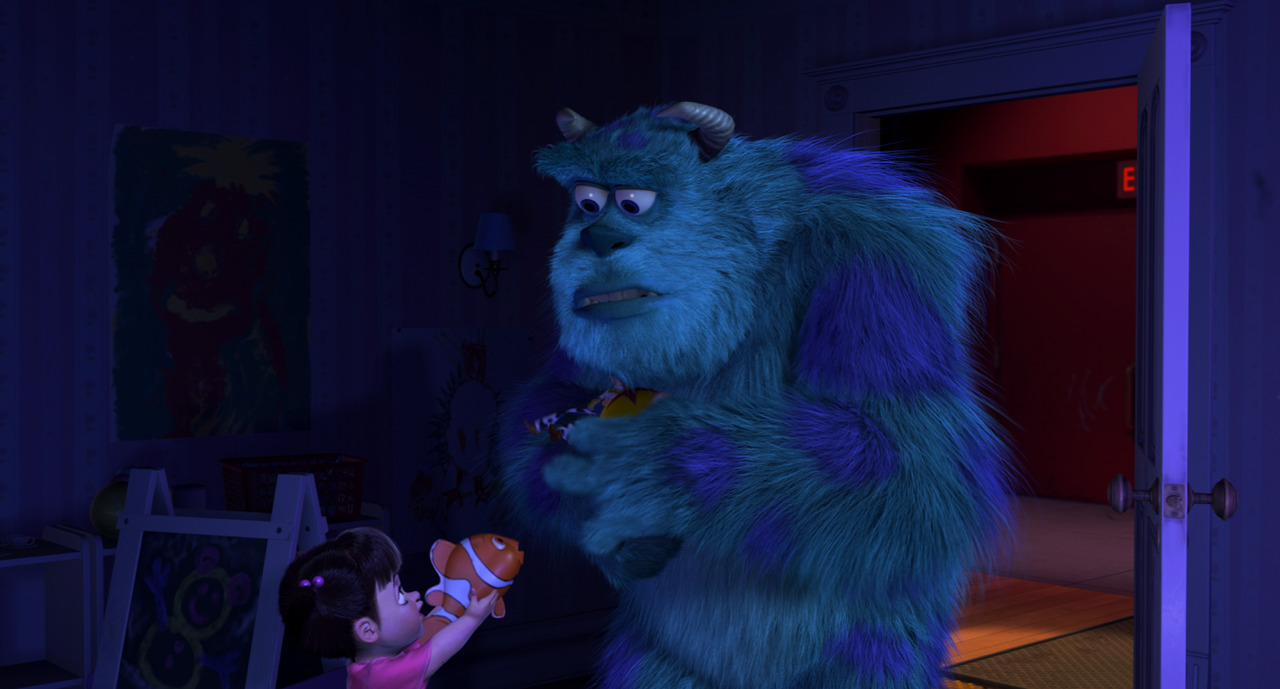 21 Of The Cheekiest Easter Eggs You Missed In Pixar Movies