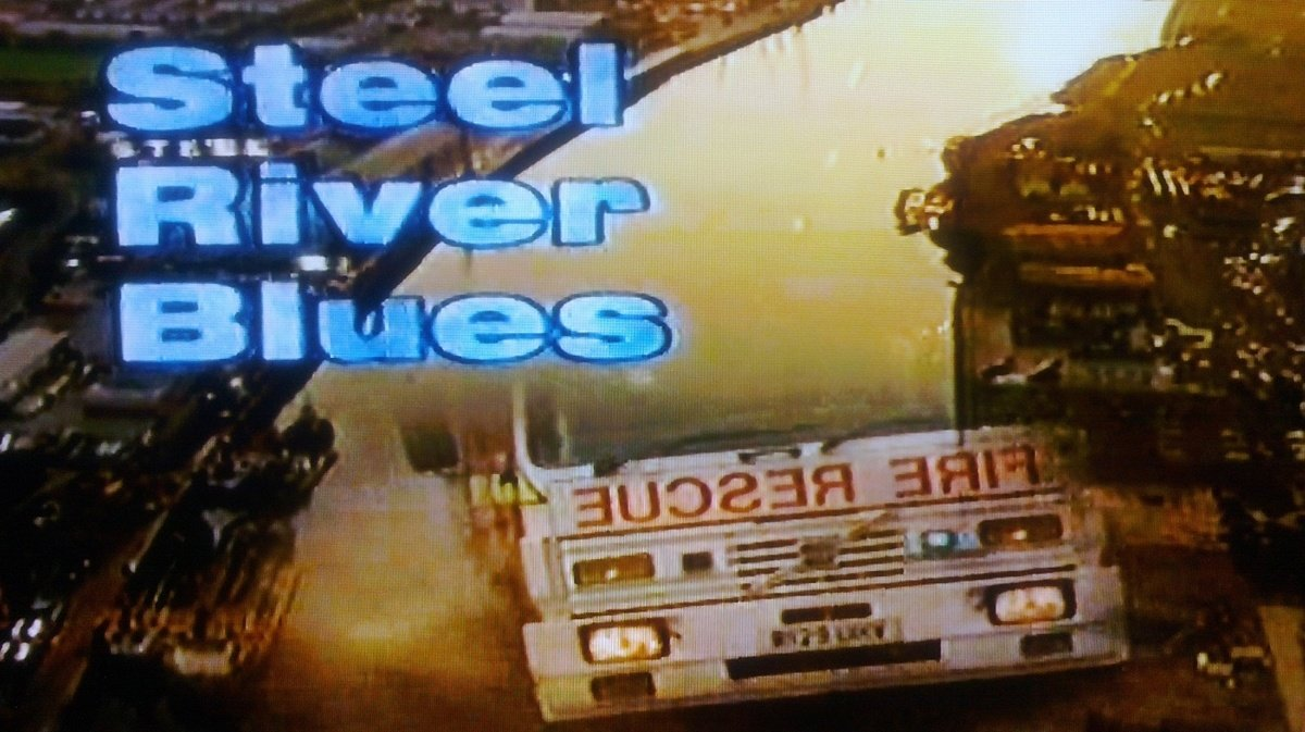 Steel River Blues opening credits
