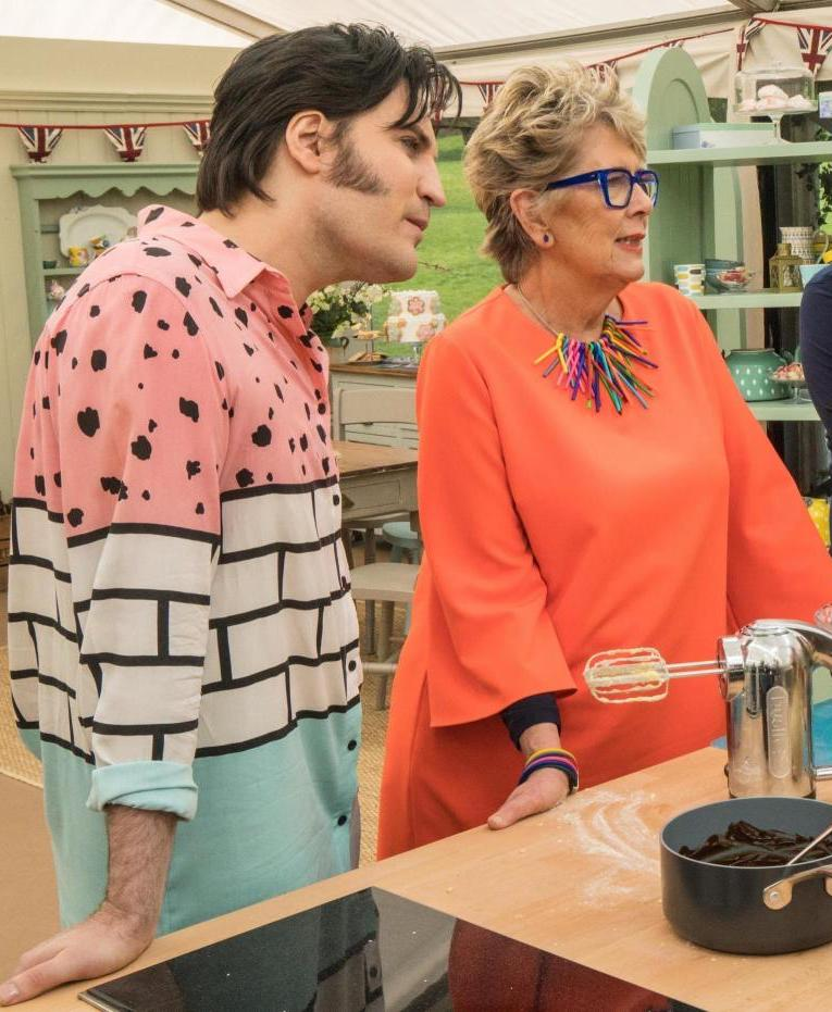 169756162.jpg.gallery 26 Things You Didn't Know About Bake Off's Prue Leith