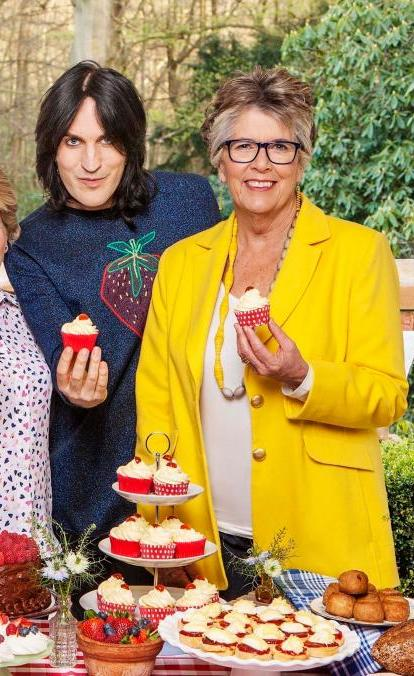170822 bake off channel 4 26 Things You Didn't Know About Bake Off's Prue Leith