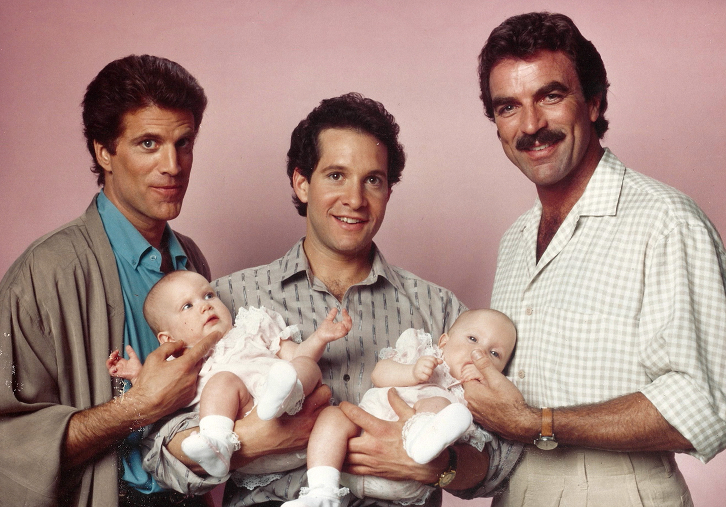 1D274906121168 today three men twins 140616 02 20 Things You Probably Didn't Know About Three Men And A Baby