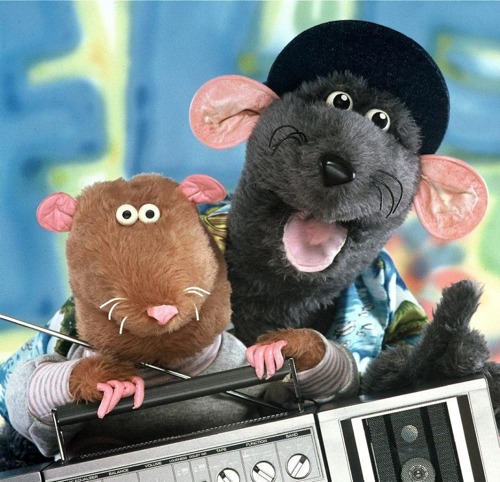 Kevin the Gerbil and Roland Rat
