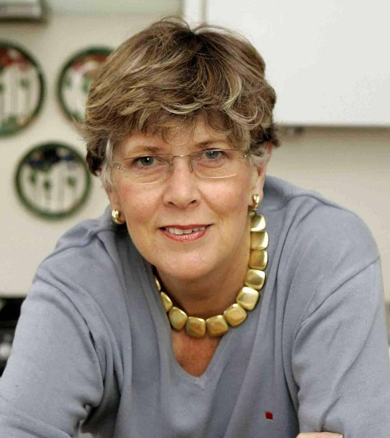 21 Pru Leith PA 26 Things You Didn't Know About Bake Off's Prue Leith