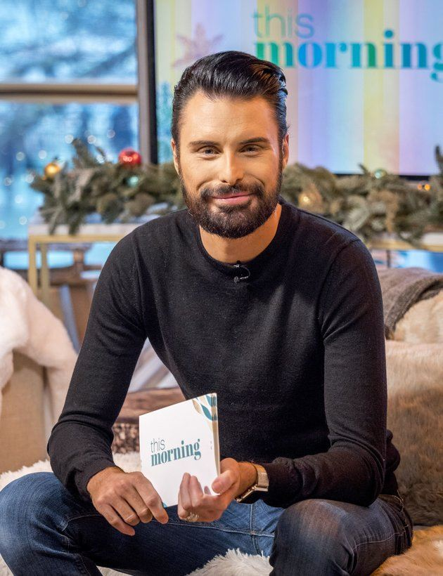 5a44c6902100002c005f60fd 26 Things You Didn't Know About Rylan Clark-Neal