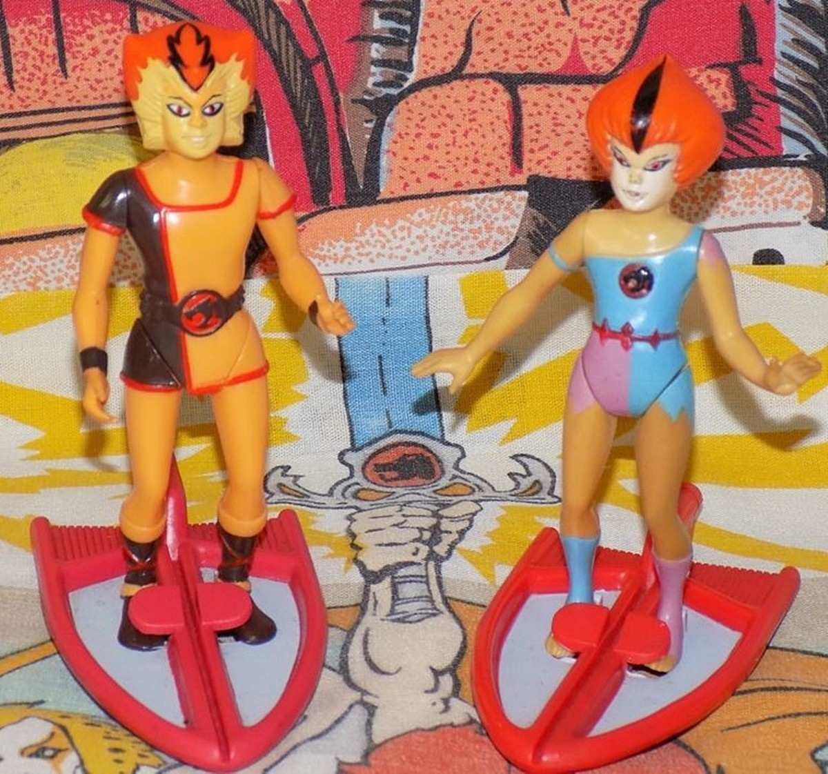 8 13 How Many Of These 16 ThunderCats Toys Did You Own?