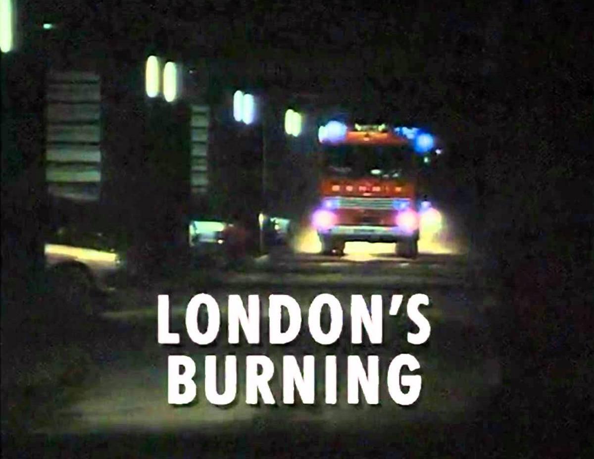 London's Burning brief title theme