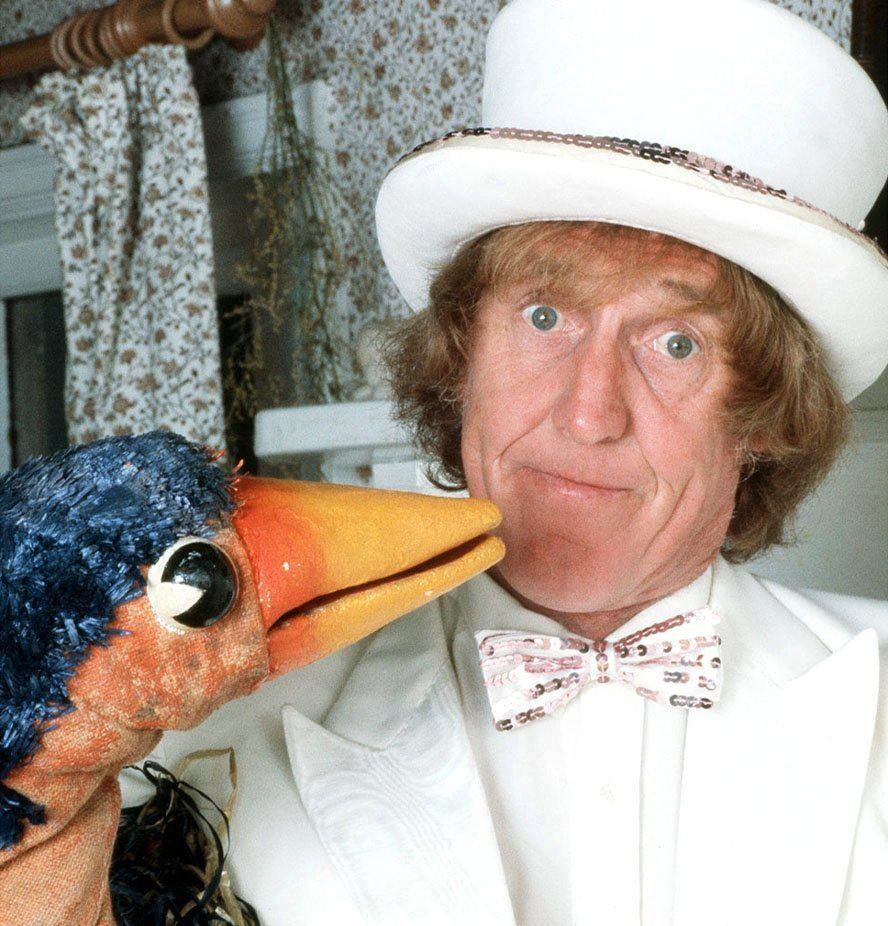 Rod Hull and Emu