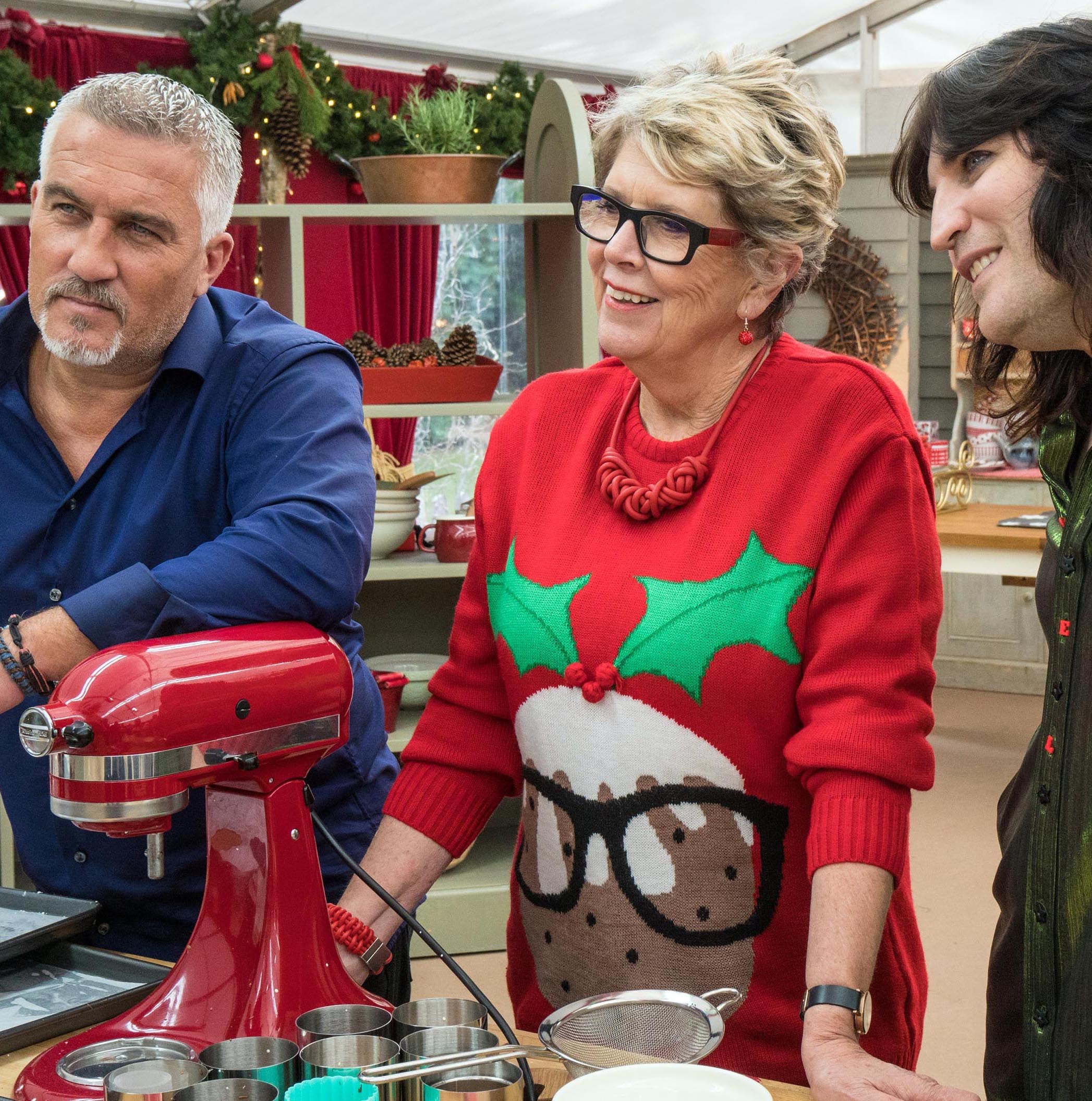 ChristmasBakeOff5 04dee42 26 Things You Didn't Know About Bake Off's Prue Leith