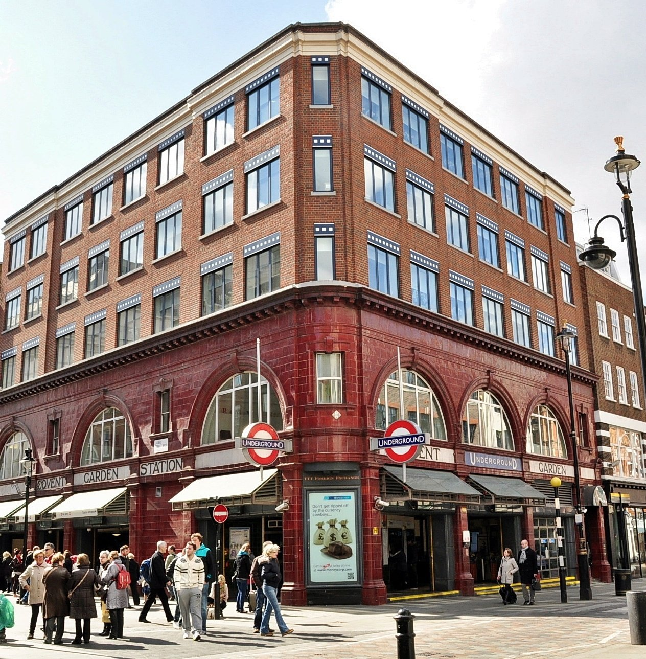 Covent Garden Tube Station The 20 Worst Tube Stations In London