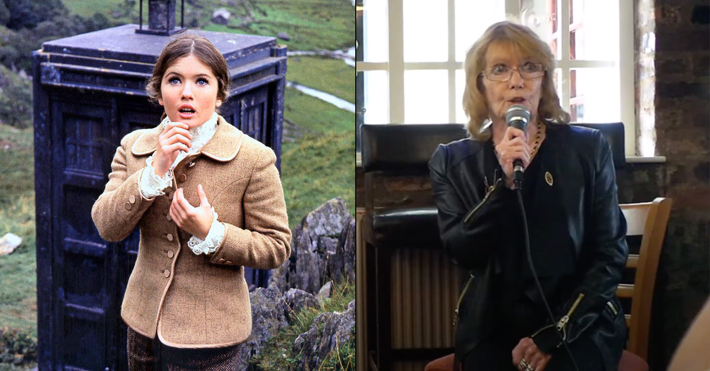 Deborah Watling doctor who now You Won't Believe How Your Favourite Doctor Who Companions Look Now