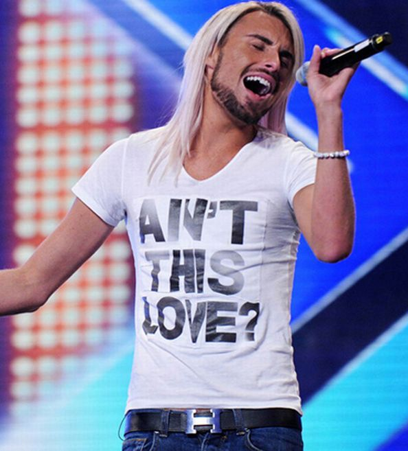 EMBARGOED 00.01 SATURDAY 25 AUGUST 2012 26 Things You Didn't Know About Rylan Clark-Neal