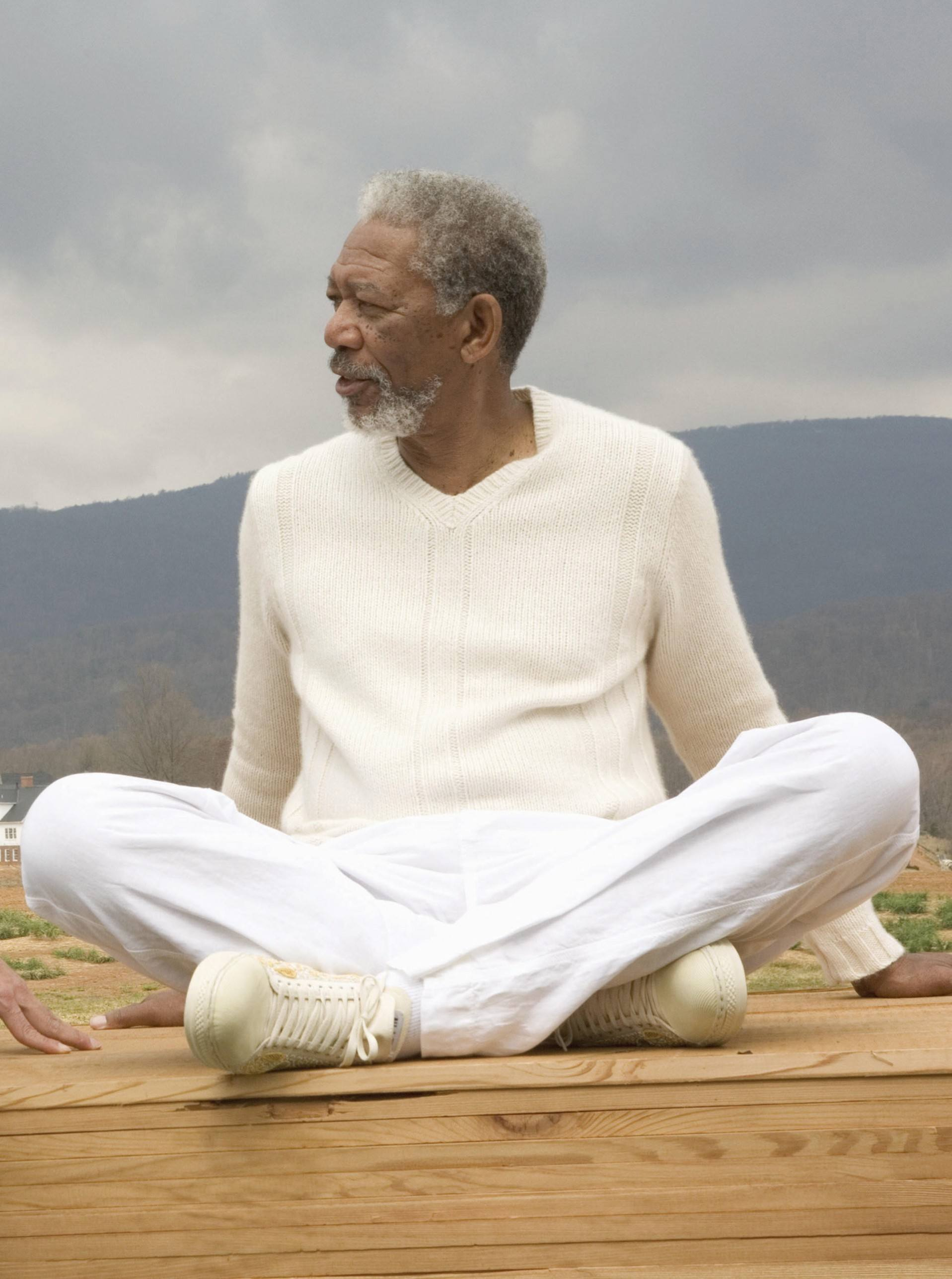Evan Almighty morgan freeman 38580940 3890 2573 24 Things You Didn't Know About Bruce Almighty