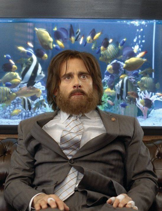 Evan Almighty steve carell 1034217 1024 768 24 Things You Didn't Know About Bruce Almighty