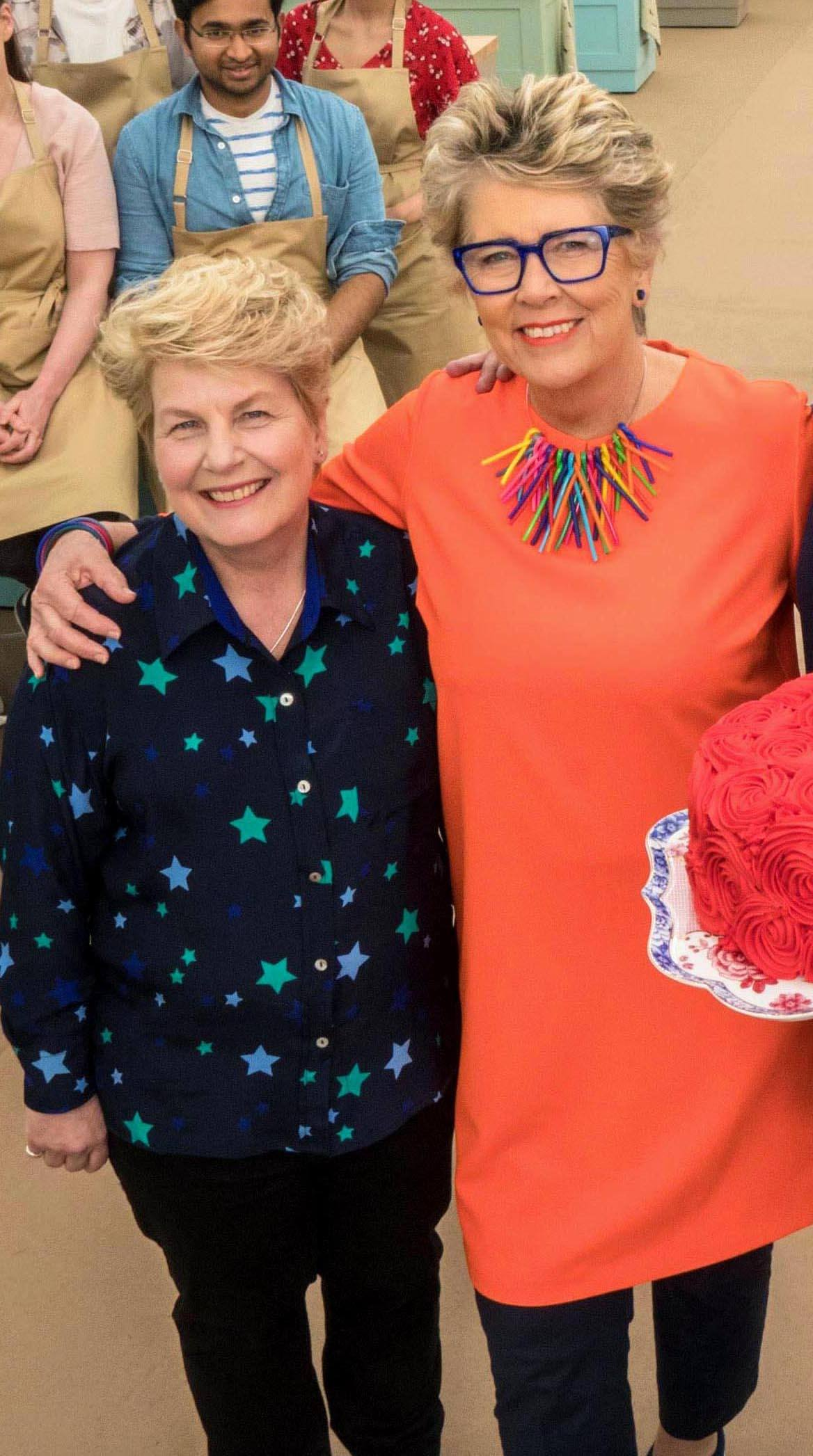GBBOMain 5240c8f 26 Things You Didn't Know About Bake Off's Prue Leith