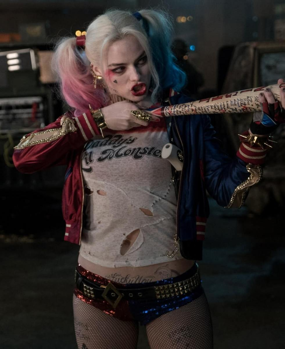 Harley Quinn Suicide Squad Satin Jacket 31468 zoom 25 Things You Didn't Know About The Dark Knight Rises