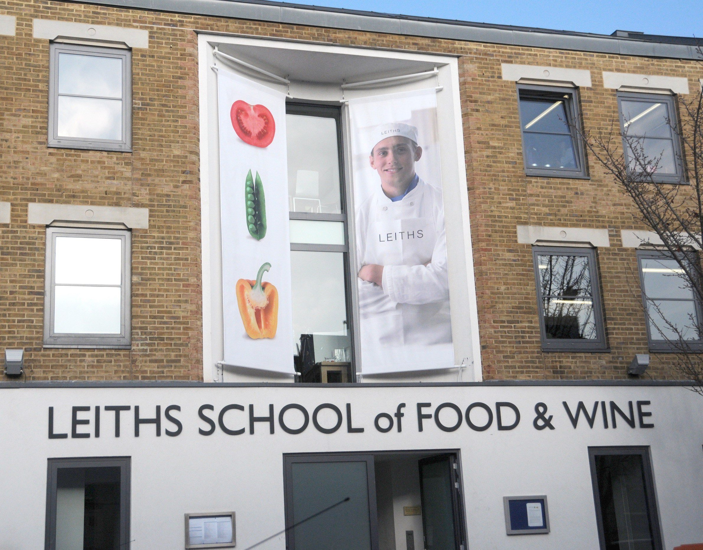 Leiths1A 26 Things You Didn't Know About Bake Off's Prue Leith