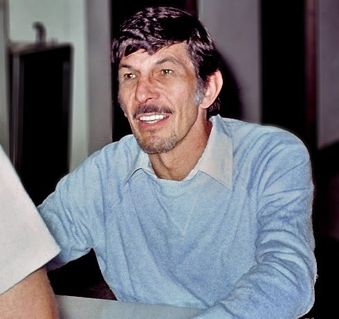 Leonard nimoy 1980 1 e1629718752448 20 Things You Probably Didn't Know About Three Men And A Baby